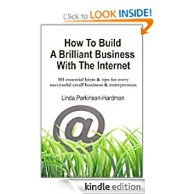 How To Build A Brilliant Business With The Internet: (101 essential hints & tips for every small business & entrepreneur)
