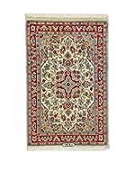 Eden Carpets Alfombra Kashmirian Rojo/Barro 95 x 62 cm