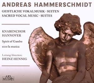 Hammerschmidt Sacred Vocal Mu from Ars Musici