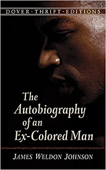 Autobiography of an ex colored man essay writer (nine below zero doing their homework)