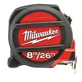 Milwaukee 48-22-5225 26'/8M Magnetic Tape Measure