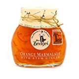 Mrs. Bridges Orange Marmalade with Stem Ginger, 12-Ounce Jars (Pack of 4)