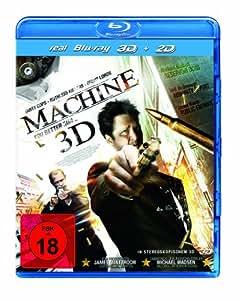 Machine [3D Blu-ray]