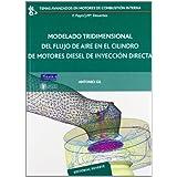 Modelado Tridimensional Del Flujo De Aire En El Cilindro De Motores Diesel De Inyección Directa (Temas Avanzados...