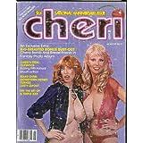 Cheri Men's Magazine, August 1980 ~ Cheri