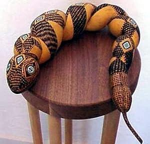 Snake Gourd 5 Seeds - Grow your own slippery snake!