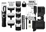 Wahl 9854-1601 Lithium Ion All In One Trimmer, Black/Silver