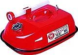YAZAWA (矢澤産業) ガソリン携行缶 横型タイプ 10L 消防法適合品 YG10