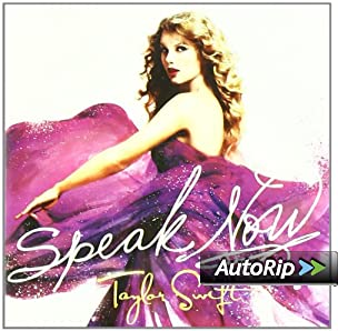 speak now by taylor swift amazoncouk music