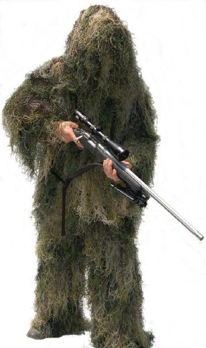 Special Ops Paintball Hunter Suit Woodland