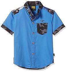 Seals Boys' Shirt (AM8116_1_ROYAL BLUE_6)