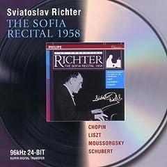 Sofia Recital 1958