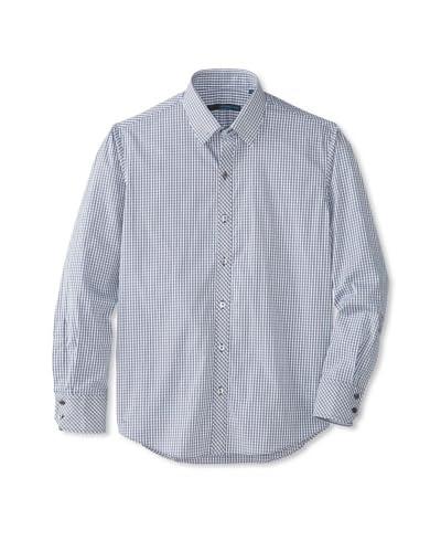 Zachary Prell Men's Rodney Checked Long Sleeve Shirt