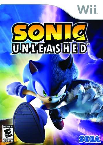 Sonic Unleashed on Nintendo Wii