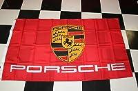 NEOPlex 3' x 5' Porsche Red Premium Flag from NEOPlex