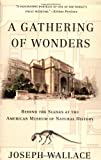 A Gathering of Wonders : Behind the Scenes at the American Museum of Natural History (0312280394) by Wallace, Joseph