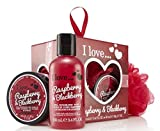 I Love... The Mini Box Of Love Raspberry & Blackberry