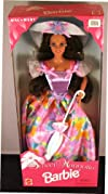 Sweet Magnolia Barbie Brunette 1996 Doll