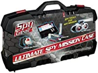 Ultimate Mission Spy Case from Spy Gear