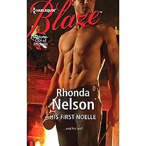 His First Noelle   [Rhonda Nelson]