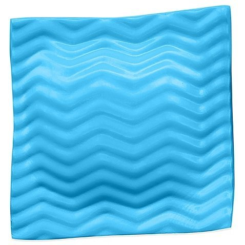 Super Soft® Small Pool Pillow in Marina Blue