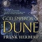 God Emperor of Dune Hörbuch von Frank Herbert Gesprochen von: Simon Vance