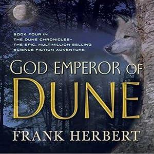 God Emperor of Dune Hörbuch