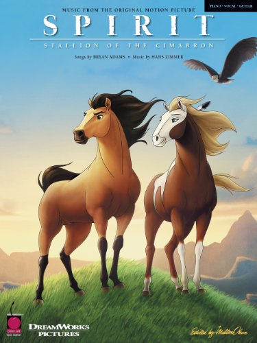 Spirit - Stallion of the Cimarron: Music from the Original Motion Picture, by Bryan Adams