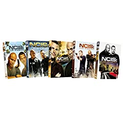 Ncis: Los Angeles - Five Season Pack