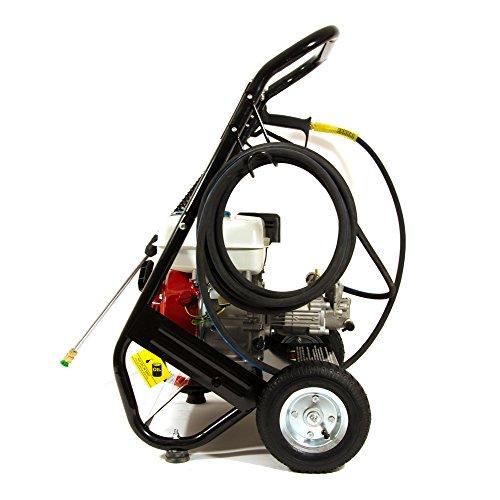 Petrol Pressure Jet Washer 6 5hp Engine 2900 Psi