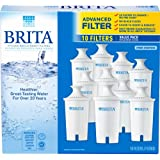 Brita Pitcher Replacement Filters, 10-Pack