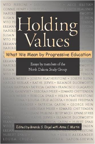 Holding Values: What We Mean by Progressive Education