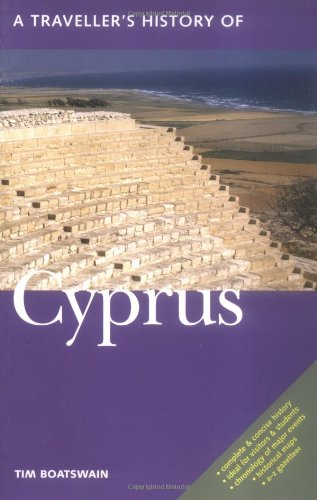 Traveller's History Of Cyprus