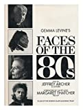 Gemma Levine's Faces of the 80's (0002152452) by Levine, Gemma
