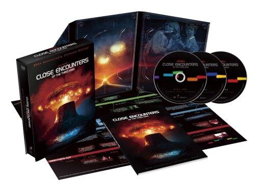 未知との遭遇 製作30周年アニバーサリー アルティメット・エディション(3枚組み) [DVD]