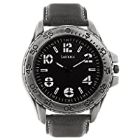 Laurels Monster 1 Analog Grey Dial Men's Watch ( Lw-Mns-101)