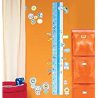 Wallies Dry Erase Sticker Growth Chart Wall Decal