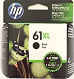 Hewlett Packard HP61XL Black Ink Cartridge