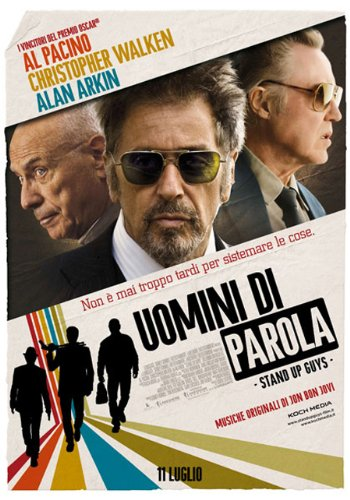 Uomini di parola - Stand up guys [Italia] [Blu-ray]