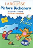 Larousse Picture Dictionary: English-French/French-English (French Edition) (2035420954) by Diaz, Natacha
