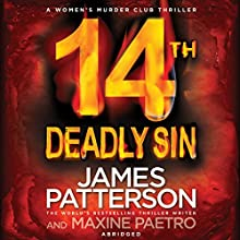 14th Deadly Sin: (Women's Murder Club 14) (       ABRIDGED) by James Patterson, Maxine Paetro Narrated by January LaVoy