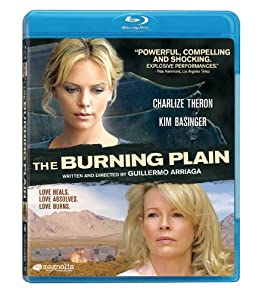 NEW Theron/basinger - Burning Plain (Blu-ray)