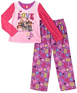 One Direction 4-10 LOVE 1D Pajama Set from One Direction