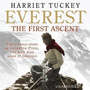 Everest - The First Ascent   Livre audio