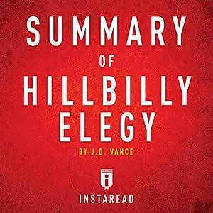 Summary of Hillbilly Elegy by J. D. Vance Audiobook