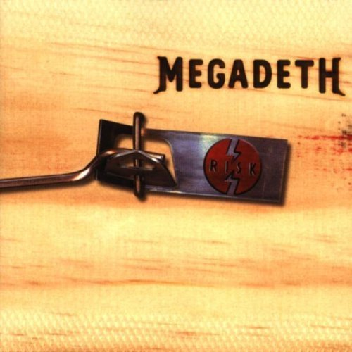 Risk Enhanced Edition by Megadeth (1999) Audio CD by Megadeth