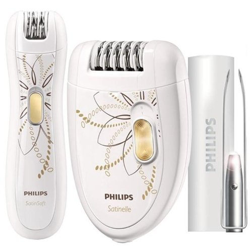 Philips HP6540/00 Set Limited edition per l'epilazione