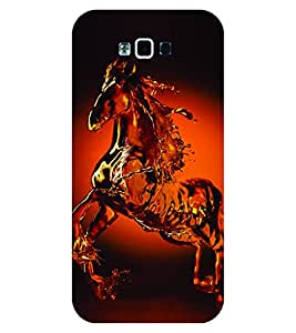 Voodoo Printed Back Cover For Samsung Galaxy A7