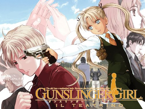 Gunslinger Girl II Teatrino Season 2