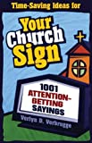 img - for Your Church Sign book / textbook / text book